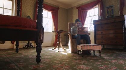 Great Performances -- Lin-Manuel Miranda on Writing in Aaron Burr's Bedroom
