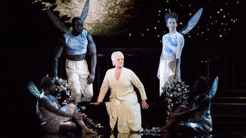 Judi Dench's Titania