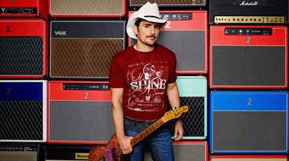 Great Performances -- Brad Paisley – Landmarks Live in Concert Preview