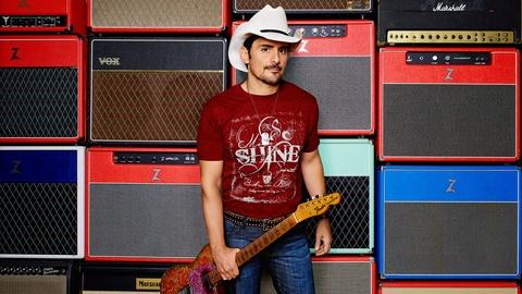 Great Performances -- S44 Ep11: Brad Paisley – Landmarks Live in Concert Preview