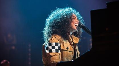 Great Performances -- Great Art in Dark Times | Alicia Keys - Landmarks Live