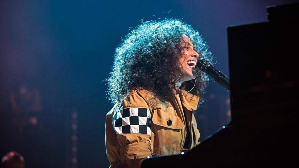 Great Art in Dark Times | Alicia Keys - Landmarks Live image