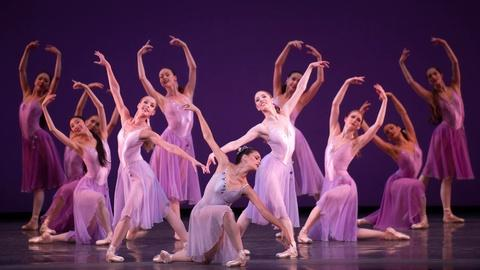 Great Performances -- New York City Ballet in Paris - Preview