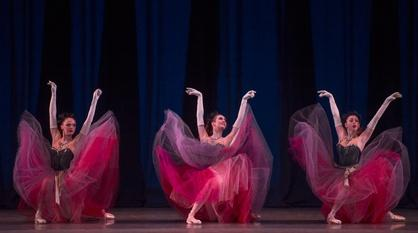 Great Performances -- Ravel's La Valse | NYC Ballet in Paris