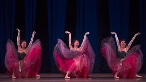 Great Performances -- S44 Ep13: Ravel's La Valse | NYC Ballet in Paris