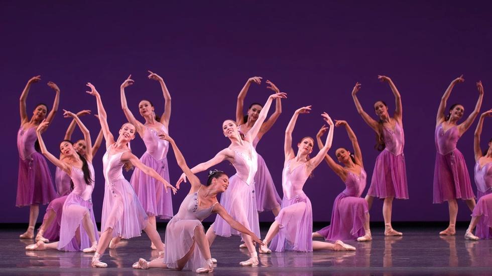 Gounod's Walpurgisnacht Ballet | NYC Ballet in Paris  image