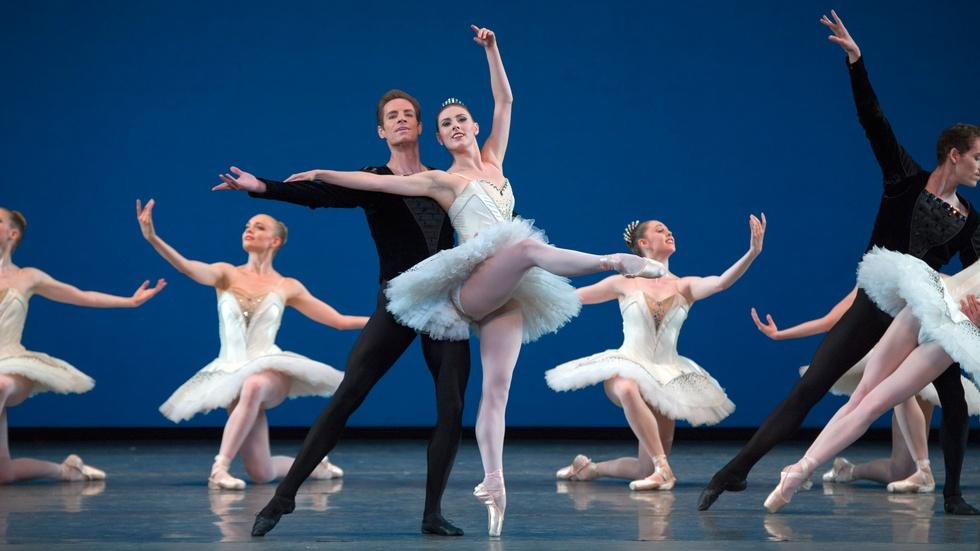 Symphony in C - NYC Ballet Symphony in C image