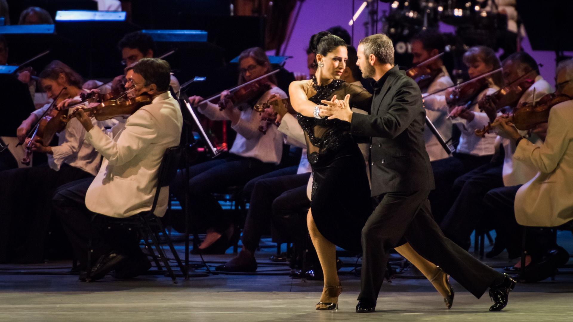 Libertango | Dudamel Conducts Tangos Under the Stars