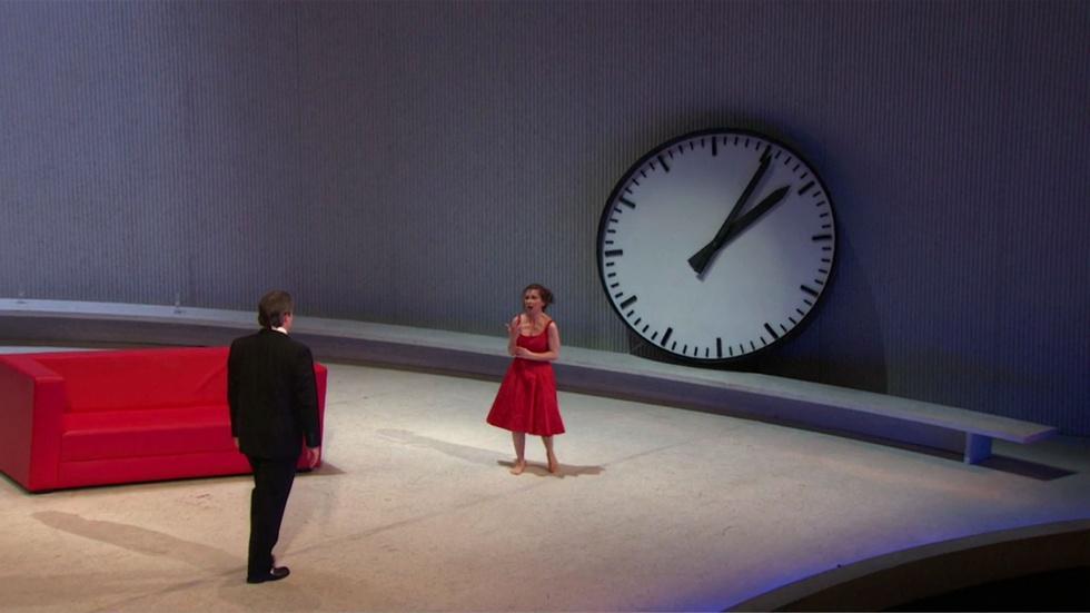 Sempre Libera from La Traviata image