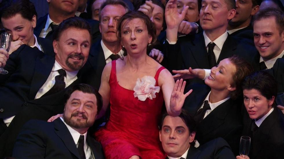 Libiamo from La Traviata image
