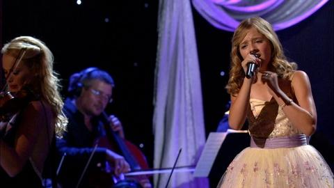 Jackie Evancho: Music of the Movies