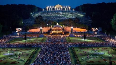 Great Performances -- Vienna Philharmonic Summer Night 2012 Preview