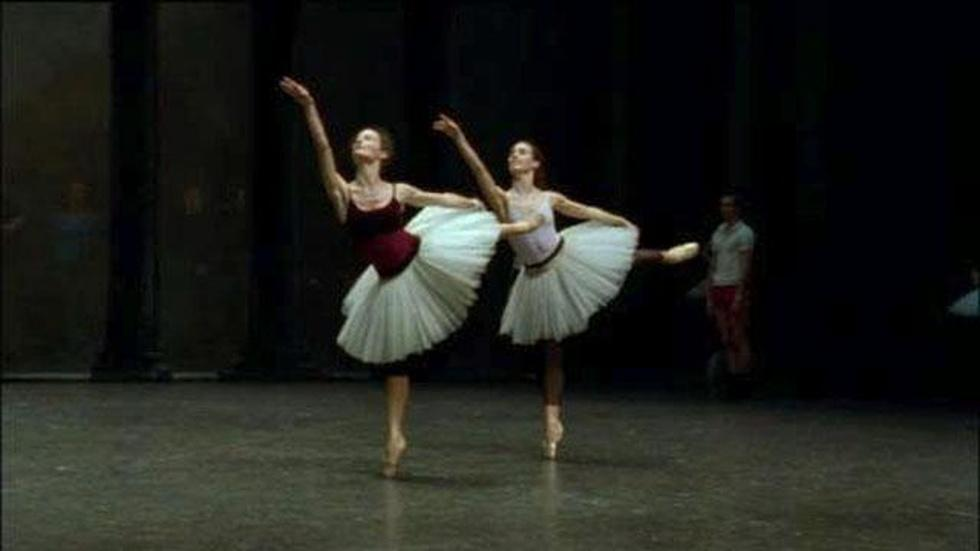 "La Danse: Rehearsing ""Pacquita"" image"