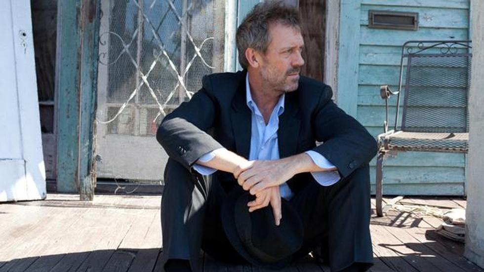 Hugh Laurie's Love Affair with the Blues image