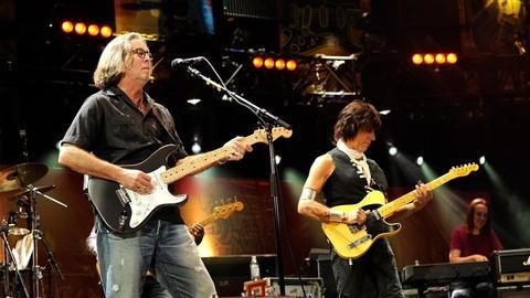 Great Performances -- S35: Eric Clapton Crossroads Guitar Festival 3