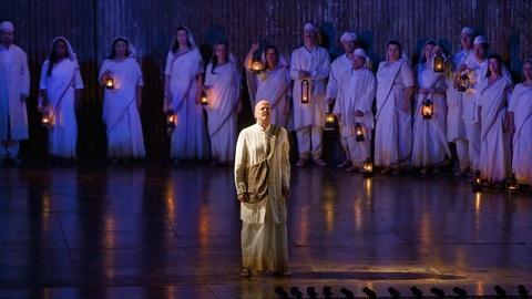 Great Performances -- Satyagraha