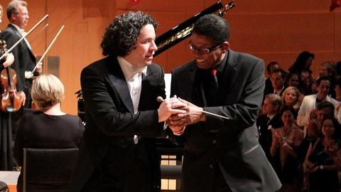 Hancock, Dudamel & the LA Phil Celebrate Gershwin