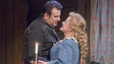 Great Performances -- GP at the Met: La Fanciulla del West