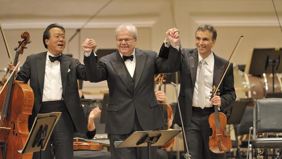 Beethoven's Triple Concerto in C major image