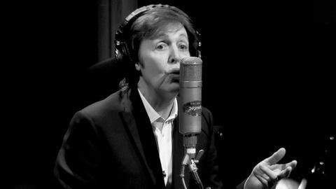 Great Performances -- Paul McCartney's Live Kisses Preview