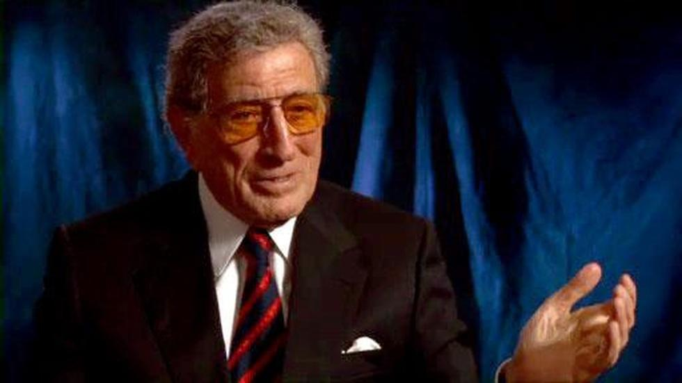 Interview with Tony Bennett image