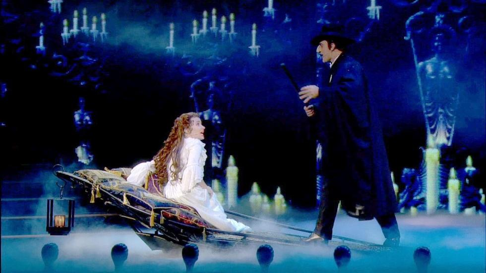 Clip from The Phantom of the Opera at the Royal Albert Hall image
