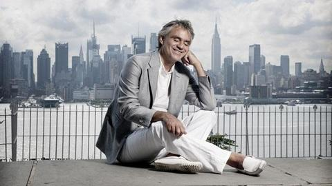 Great Performances -- Andrea Bocelli Live in Central Park
