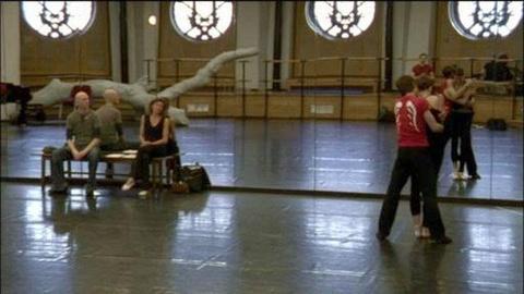 Great Performances -- S35: La Danse: Rehearsal with Wayne McGregor