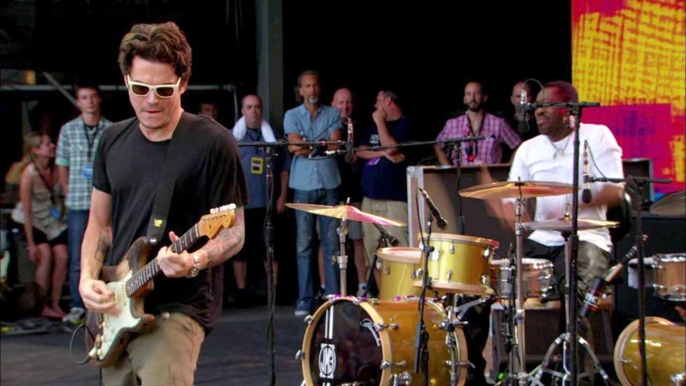 "John Mayer Trio plays ""Who Did You Think I Was"" image"