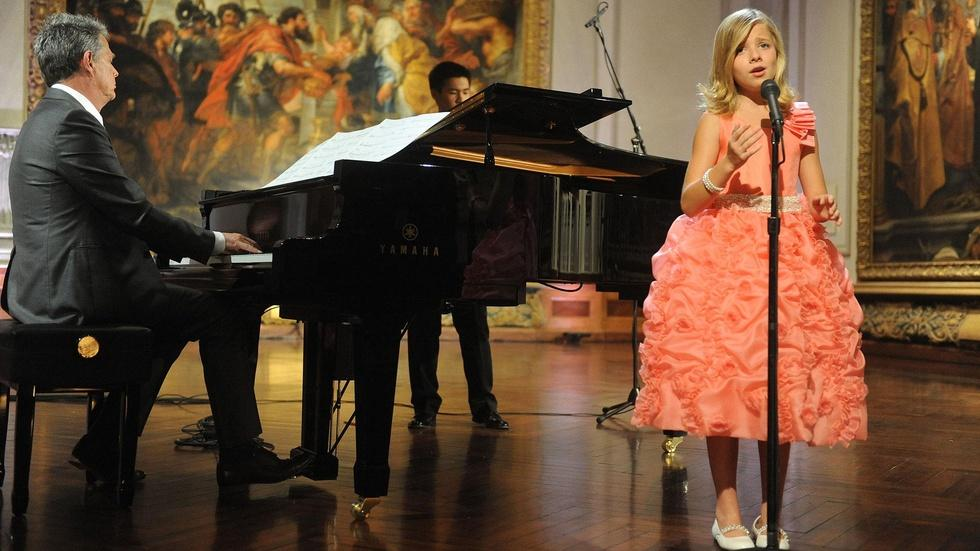 Highlights from Jackie Evancho: Dream with Me in Concert image