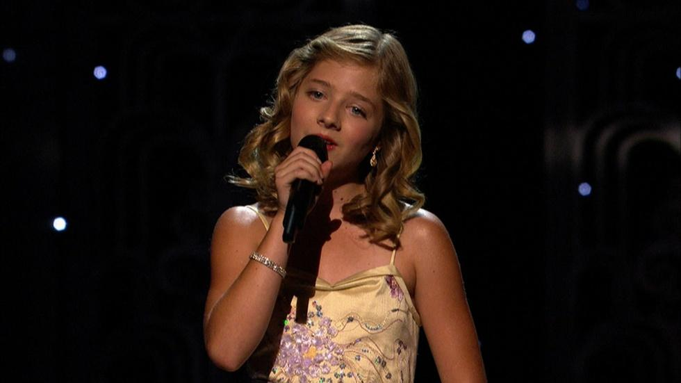 "Jackie Evancho: Music of the Movies ""Pure Imagination"" image"