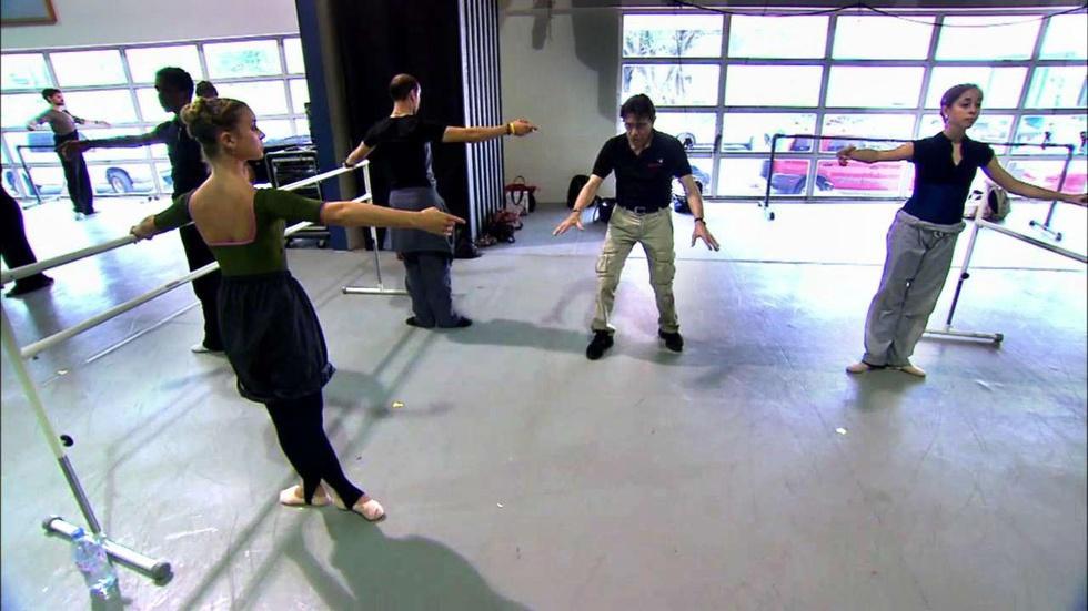 Miami City Ballet's Edward Villella image