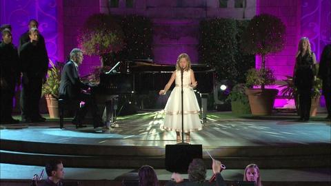 """Great Performances -- S36: Jackie Evancho sings """"Angel"""""""