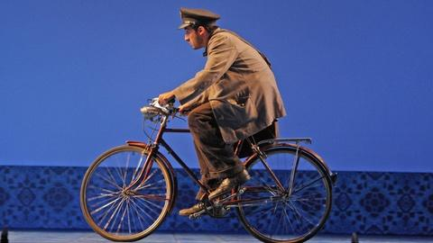 Great Performances -- Il Postino from LA Opera