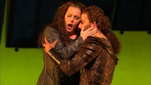 Great Performances -- S6: Eva-Maria Westbroek in Die Walküre