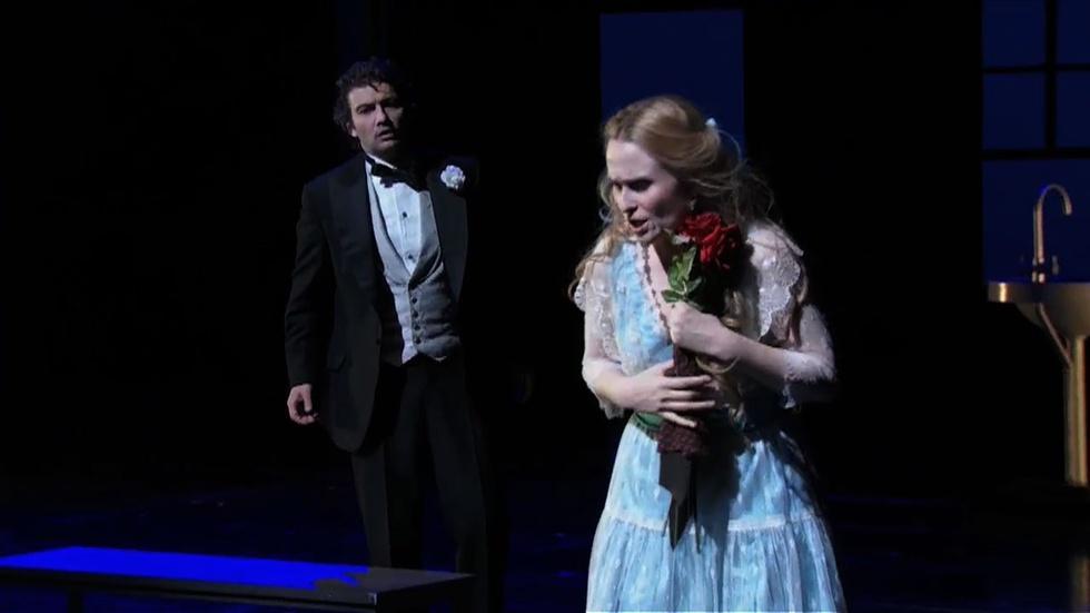 Jonas Kaufmann and Marina Poplavskaya in Gounod's Faust image