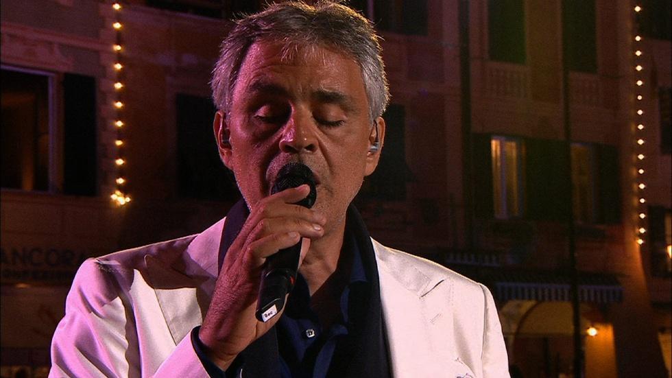 """Andrea Bocelli: """"La Vie en Rose"""" image"""