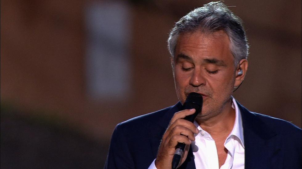 """Andrea Bocelli: """"Quizás, Quizás, Quizás"""" image"""