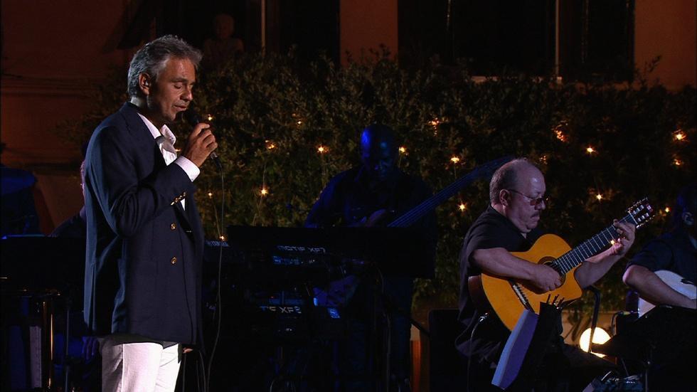 "Andrea Bocelli: ""Perfidia"" image"
