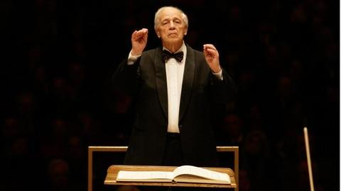 Great Performances -- S36 Ep1: Chicago Symphony Orchestra: Pierre Boulez Conducts
