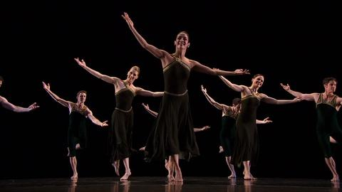 Great Performances -- Paul Taylor Dance Company in Paris Preview