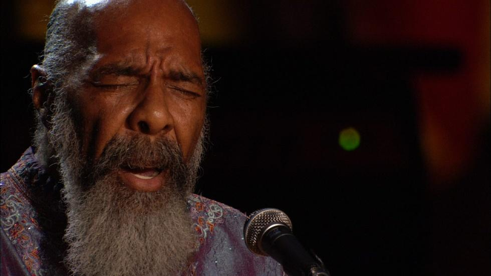 """Richie Havens Performs """"Freedom"""" image"""