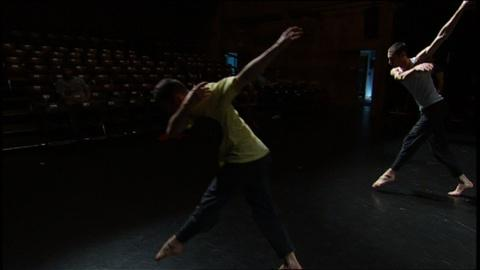Great Performances -- S39 Ep1: Dancing At Jacob's Pillow: Never Stand Still Previe