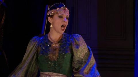 "Great Performances -- S7: Giulio Cesare: ""Non disperar"""