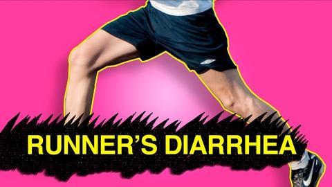 Gross Science -- What Causes Runner's Diarrhea?