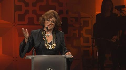 Hispanic Heritage Awards -- S2016: Angélica María