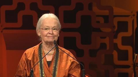 Hispanic Heritage Awards -- Dr. Natalicio