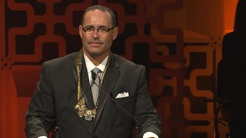 Hispanic Heritage Awards -- George Herrera