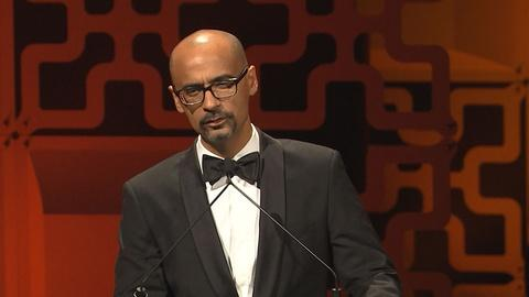 Hispanic Heritage Awards -- Junot Díaz