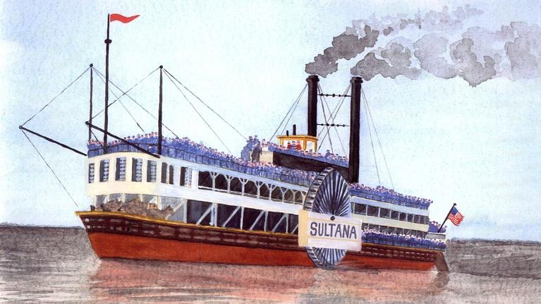 History Detectives: Tackling the mystery of the SS Sultana